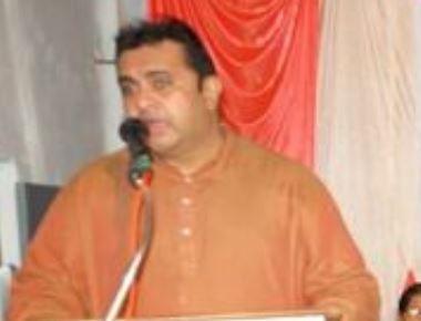 Not bothered about I-T raids: Madhwaraj