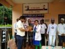 ರಕ್ತದಾನ ಶಿಬಿರ: ಸೋಶಿಯಲ್ ಡೆಮೊಕ್ರೆಟಿಕ್ ಆಫ್ ಇಂಡಿಯಾ ಕಿನ್ಯಾ ಶಾಖೆ