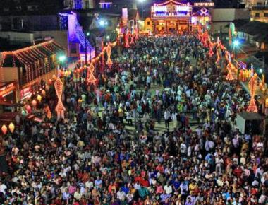 Temple town's tryst with tradition