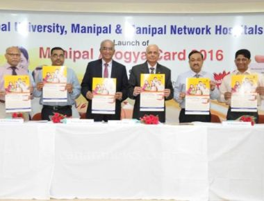 'Manipal Arogya Card Scheme 2017' launched in city