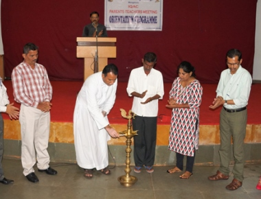 SAEC holds orientation programme for freshers
