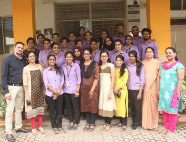 Pre-Placement workshop held at St Agnes College