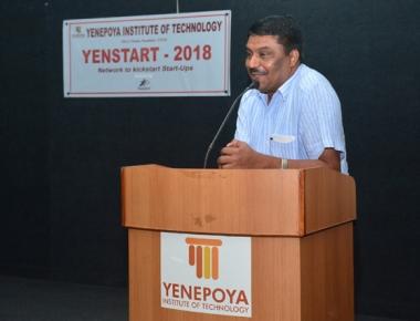 Yenepoya Institute of Technology organises Yen-Start networking for budding entrepreneurs