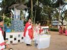 ಕುಂದಾಪುರ್ ರೊಜಾರ್ ಮಾಯೆಚ್ಯಾ ಇಗರ್ಜೆ ಭಕ್ತಿನ್ ತಾಳಿಯಾಂಚೊ ಆಯ್ತಾರ್ ಆಚರಣ್ ಕೆಲೊ