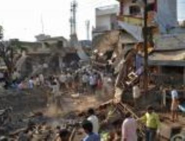 Jhabua blast: Manhunt to nab man who stored explosives in building