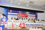 ಗೋರೆಗಾಂನಲ್ಲಿ ಭಾರತ್ ಬ್ಯಾಂಕ್ ಪೂರೈಸಿದ 43ನೇ ವಾರ್ಷಿಕ ಮಹಾಸಭೆ