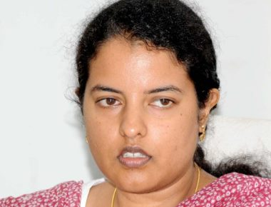 Priyanka Francis appointed DC of Udupi