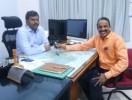 ಕಲಬುರ್ಗಿ ಪ್ರವಾಹಸ್ಥಿತಿ : ಜಿಲ್ಲಾಧಿಕಾರಿ ಜೊತೆ ಬಾನುಲಿ ಸಂದರ್ಶನ