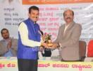 ಶ್ರೀ ಕೆ.ಟಿ ವೇಣುಗೋಪಾಲ್ ಕಪಸಮ ರಾಷ್ಟ್ರೀಯ ಮಾಧ್ಯಮಶ್ರೀ ಪ್ರಶಸ್ತಿ-2019 ಪ್ರದಾನ