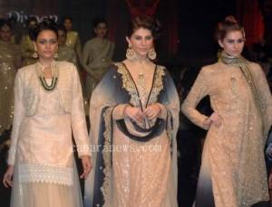 Madame Style Week fashion show in Mumbai