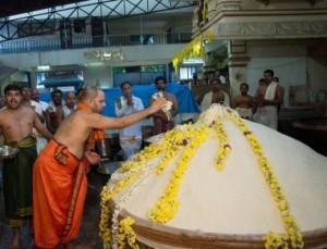 Pic by Janardhan Kodavoor:  Ashtami Celebration at Krishna Mutt Udupi on 17-09-2014