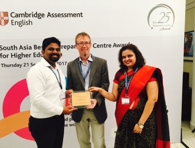 Alva's Education Foundation Awarded One Among Top 25 Preparation Centres for Cambridge English