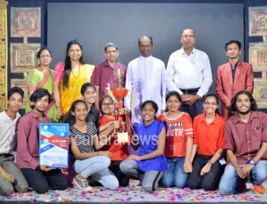 National Level English Fest 'alfresco' concluded at St Philomena College Puttur