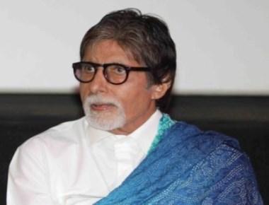 Amitabh to play superhero cartoon in TV series