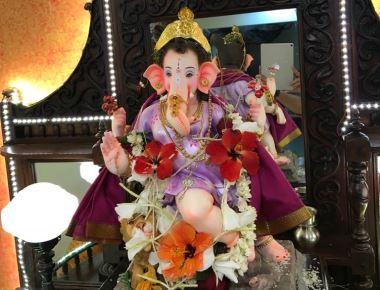 Ganesha Chaturthi celebrated in grand way