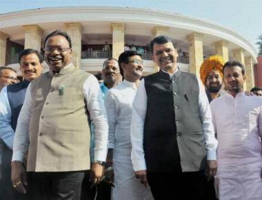 BJP sails through winter session, thanks to a divided Opposition