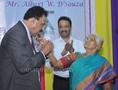 60th Birthday Celebration of Albert D'Souza, The Founder of Aldl ducation Trust