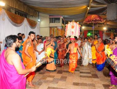 Ramavami was celebrated with all joy and excitement in Adamar Mutt, Mumbai