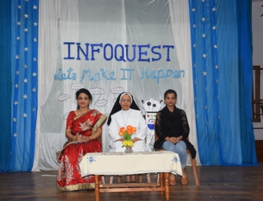 INFOQUEST 2019-'Lets Make IT happen""