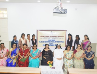 Workshop on Swayam & MOOC Courses at St Agnes College (Autonomous)