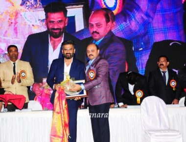 AHAR is the power of Hotel Industry: Suniel Shetty of Bollywood