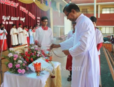 Udupi Deanery level first ever Altar Servers' Convention held