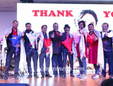 Colour Cultural and Melodious Even During Amchi Family Get-Together 2018 in Dubai