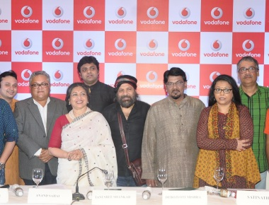 'Vodafone Aagomoni' ushers in  SHARODOUTSAV 2015