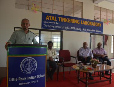 Atal Tinkering Lab at Little Rock
