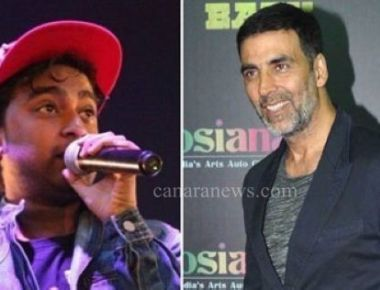 Rapper Crazy King urges Akshay Kumar for Bollywood support