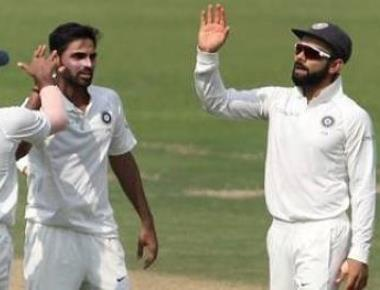 South Africa all out for 286 in opening Test vs India