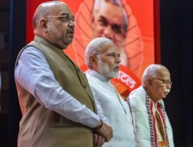 Modi govt is working for 'making India', Congress for breaking India: Amit Shah