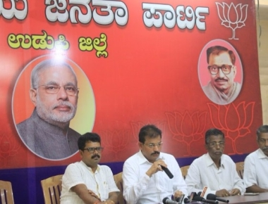 Udupi district BJP want CM to apologise to Hindu community