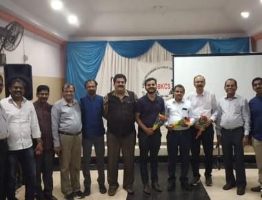 Kanara Entrepreneurs Bangalore collaborate with BKCS Koramangala for a Mentoring Session