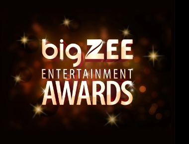 Big FM and ZEE host -Big ZEE entertainment awards 2017