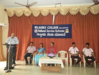 Awareness Programme on Anti Drugs Day held at Milagres College, Kallianpur