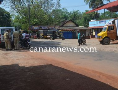 Shops in Central Market without licences raided