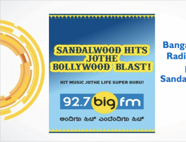 92.7 BIG FM's New and Refreshed Stationality in Bengaluru, Celebrates Music With 'Sandalwood Jothe Bollywood Blast'