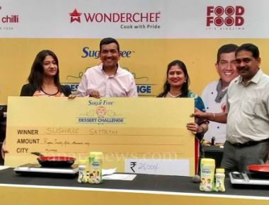 "India found its first ""Best Dessert Chef"" as the Grand Finale of the SugarFree Dessert Challenge"
