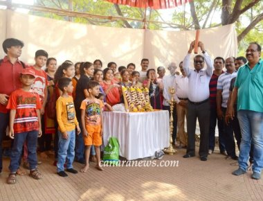 Annual Sports Meet of Bhandary Seva Committee was held at Gymkhana, Dombivili