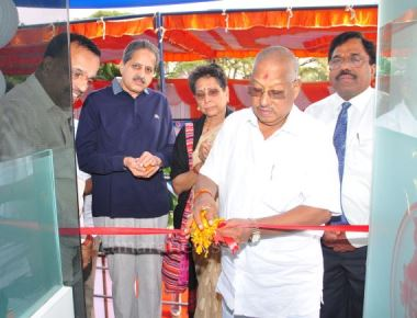 Extension Counter of Bharat Bank Opened at Billawa Bhavan Complex Bengaluru