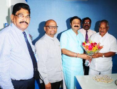 Inauguration of 76th Branch of Bharat Bank at Koramangala- Bengaluru
