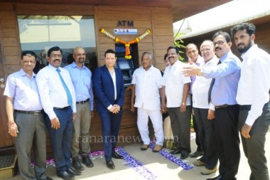Two ATM Services of Bharat Bank Inaugurated at Dellah Resorts of Lonavala Branch