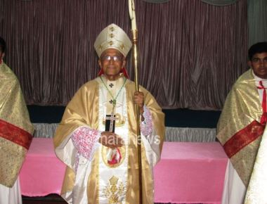 Archbishop Moras Completes 50 years of Priesthood