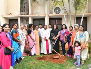 Women's Commission Of Archdiocese Celebrates International Women's Day