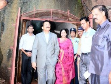 Governor discovers British Era Bunker below Raj Bhavan; to consult experts on conservation, CM likely to visit today