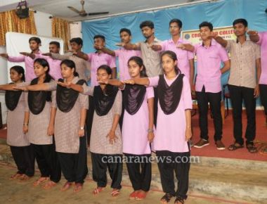 Crossland College Students Council activities inaugurated