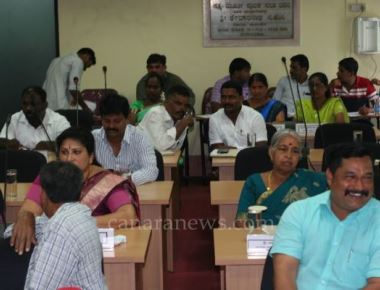 Drinking water issue dominates Udupi CMC meeting