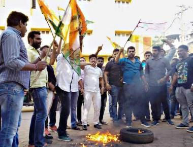 Youth Cong. members vandalise IT office