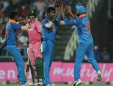 4th ODI: Proteas beat India in nail-biting finish